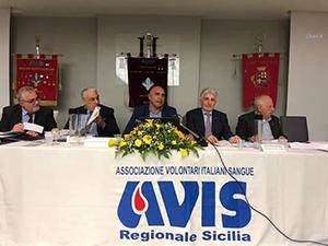 """""""Approvato Statuto"""" in Assemblea Straordinaria dei soci Avis regionale Sicilia"""